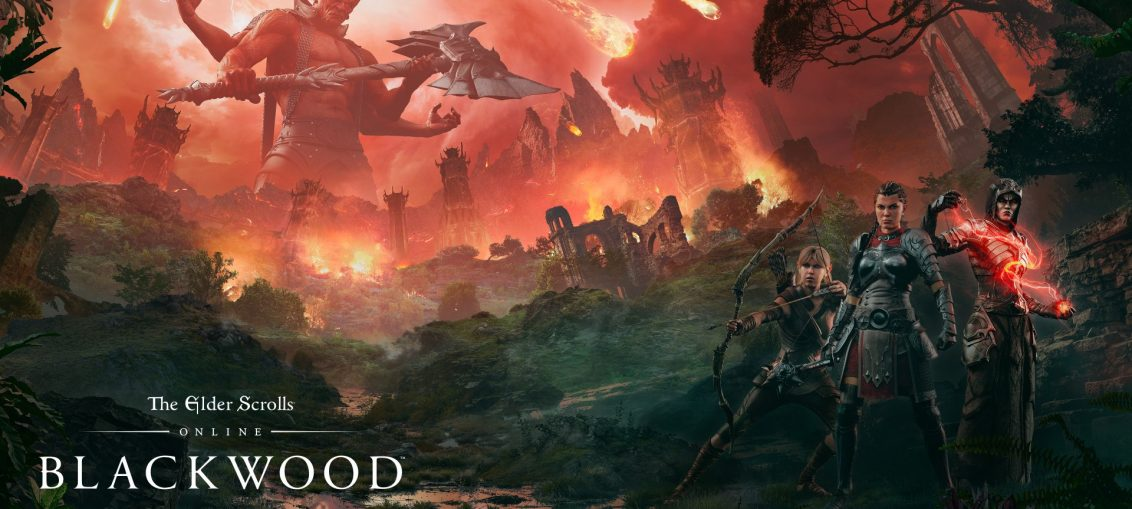 The Elder Scrolls Online: Blackwood is Unleashed and Optimized for Xbox Series X S