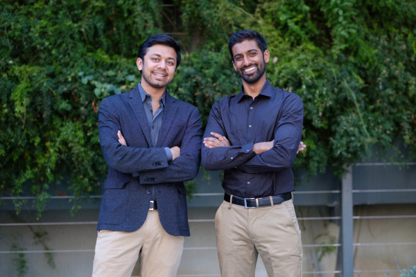These Forge cofounders just raised $5 million to work on a new, still-stealth investing startup