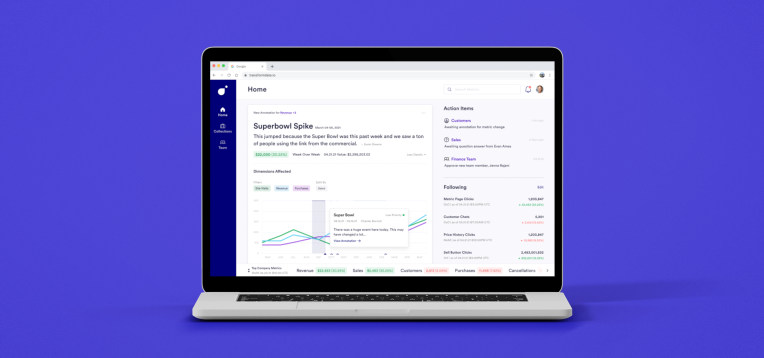 Transform launches with $24.5M in funding for a tool to query and build metrics out of data troves