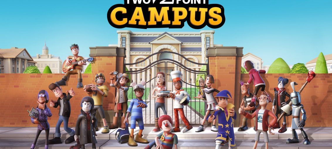 Two Point Campus Announced