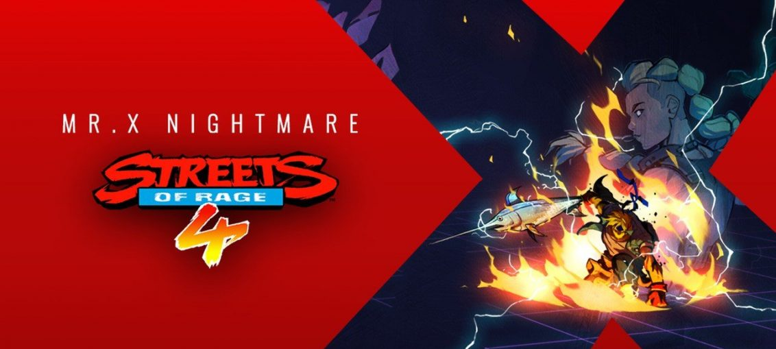 Video: Here's An Extended Look At The Streets Of Rage 4 'Mr. X Nightmare' DLC