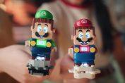 Video: New LEGO Mario Trailer Shows 2-Player Mario And Luigi In Action