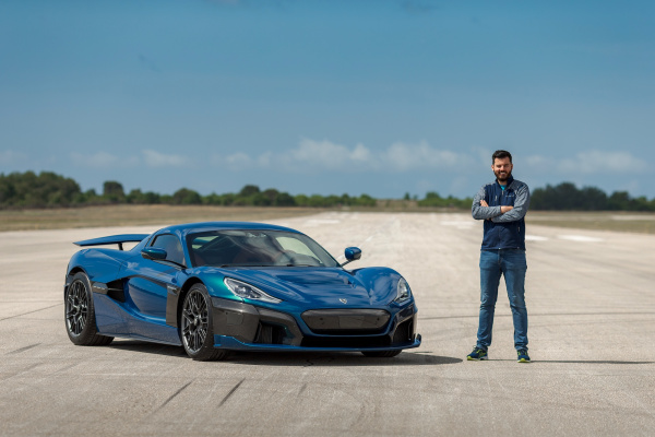 Why Mate Rimac is working on electric robotaxis