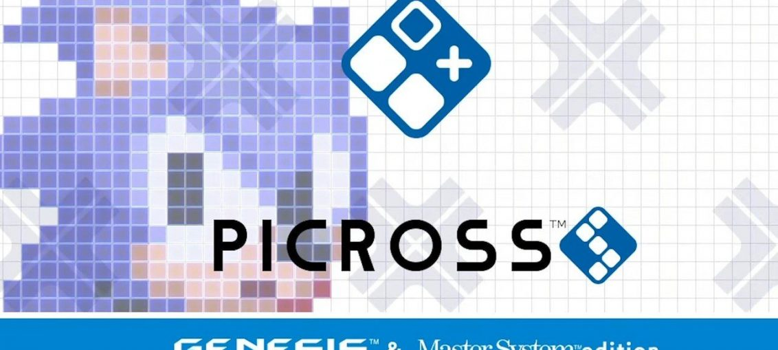 A Demo For Jupiter's Sega Picross Is Now Available On The Switch eShop In Japan