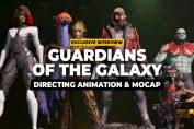 Behind The Animations & Cutscenes in Marvel's Guardians Of The Galaxy Game – Exclusive Interview