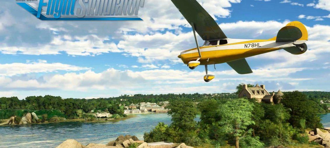 Carenado C170B Available Today in Microsoft Flight Simulator
