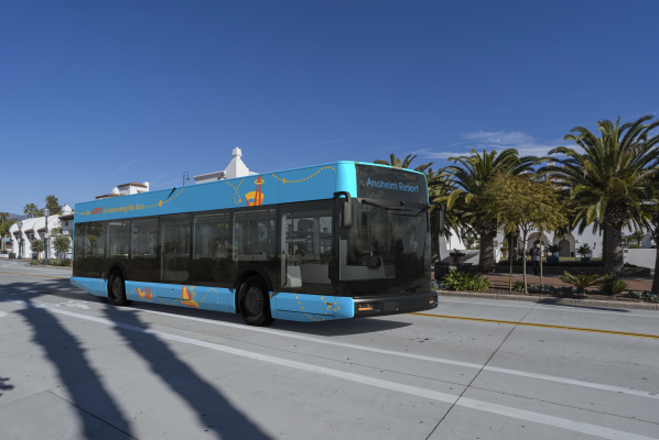 Commercial EV company Arrival to build electric buses for Anaheim