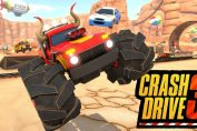 Crash Drive 3 Arrives To Offer Crazy Car Action On Switch