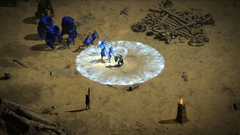Diablo II: Resurrected Shares Changes Coming Out Of The Technical Alpha