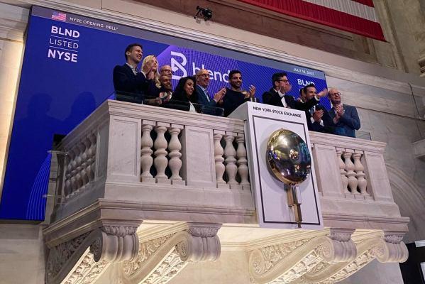 Digital lending platform Blend valued at over $4B in its public debut