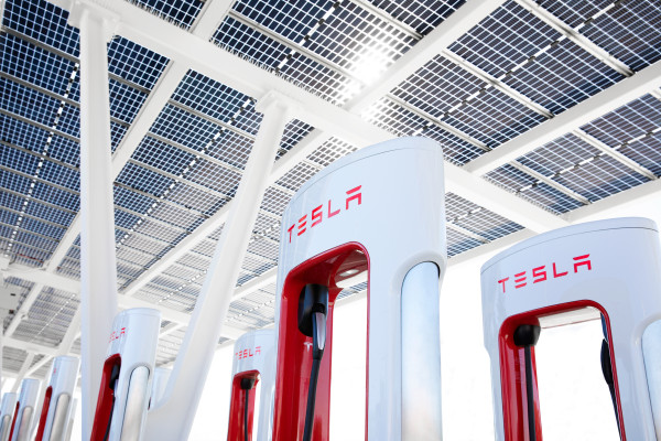 Elon Musk: Tesla to open up global charging network to other EVs later this year