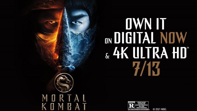 Giveaway: Mortal Kombat Digital Movie