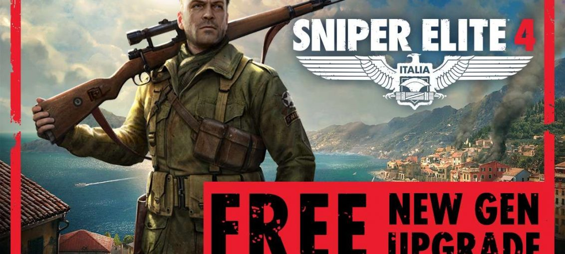 Inside Xbox Series X S Optimized: Sniper Elite 4