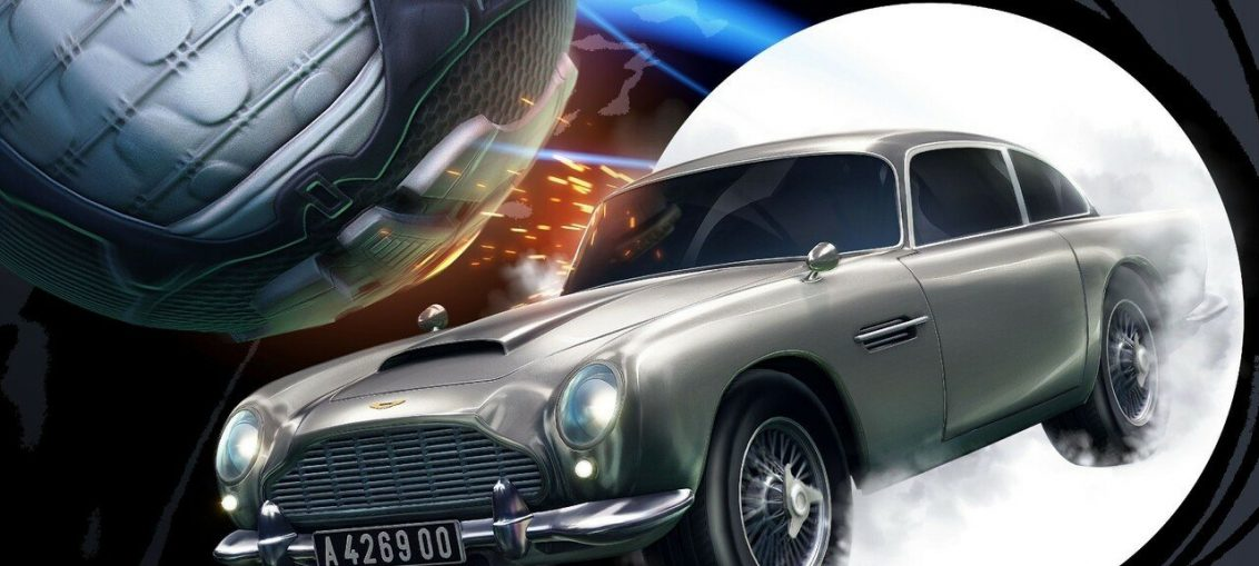 James Bond Is Coming To Rocket League (Or His Car Is, Anyway)