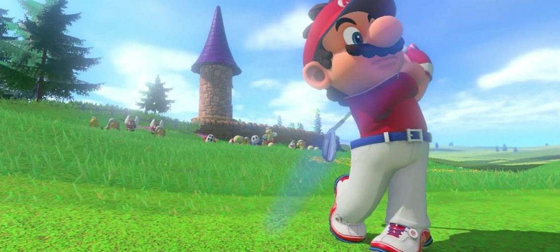 Japanese Charts: Mario Golf: Super Rush Claims Top Spot In Its Launch Week