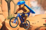 Lonely Mountains: Downhill Update Adds New Modifiers, Including A Mario Kart-Style Mirror Mode