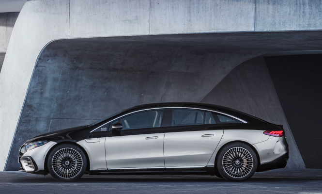 Mercedes-Benz to build eight battery factories in push to become electric-only automaker by 2030