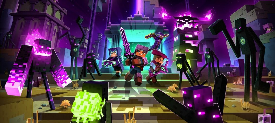 Minecraft Dungeons Announces Echoing Void DLC, New Free Update And Ultimate Edition