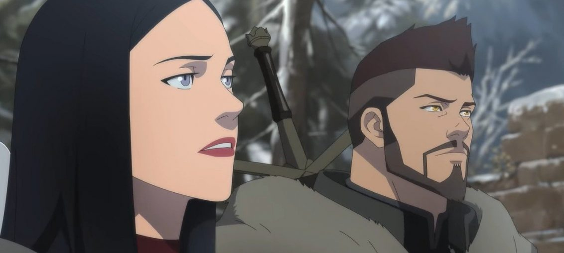 Netflix Shares First Teaser Of Its New Anime Movie The Witcher: Nightmare Of The Wolf