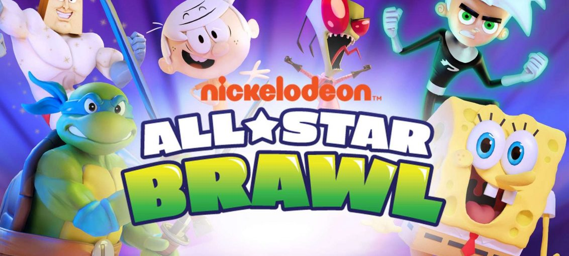 Nickelodeon All-Star Brawl is a Platform Fighter with a Huge Roster of Fan Favorites