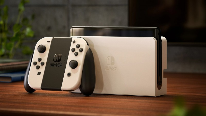 Nintendo Switch OLED Pre-Orders Go Live Today
