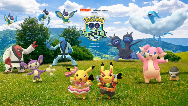 Pokémon Go Fest Is This Weekend: Here's How To Get Started And What To Expect