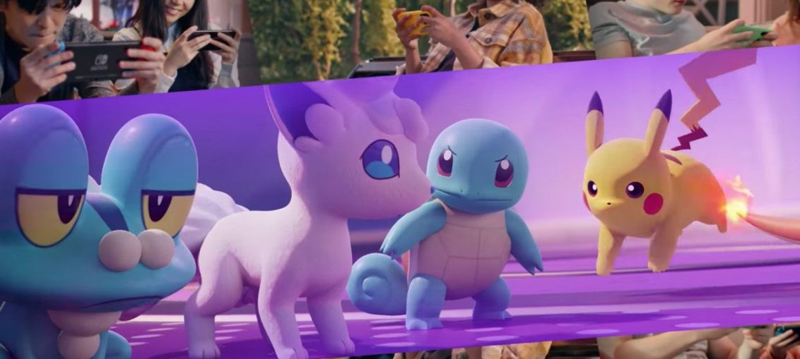 Pokémon Unite Is Out Today, First Ranked Match Season Now Underway