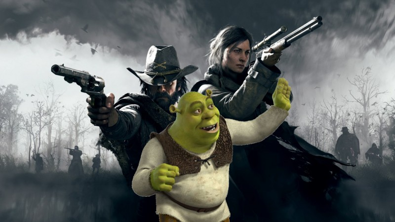 Shrek Invades Hunt: Showdown With His House Found In New Map