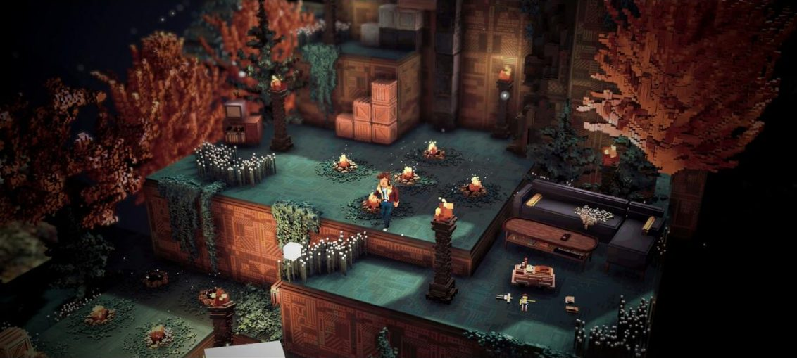 Sokobond Dev Set To Publish Voxel Puzzle Game 'Bonfire Peaks' On Switch