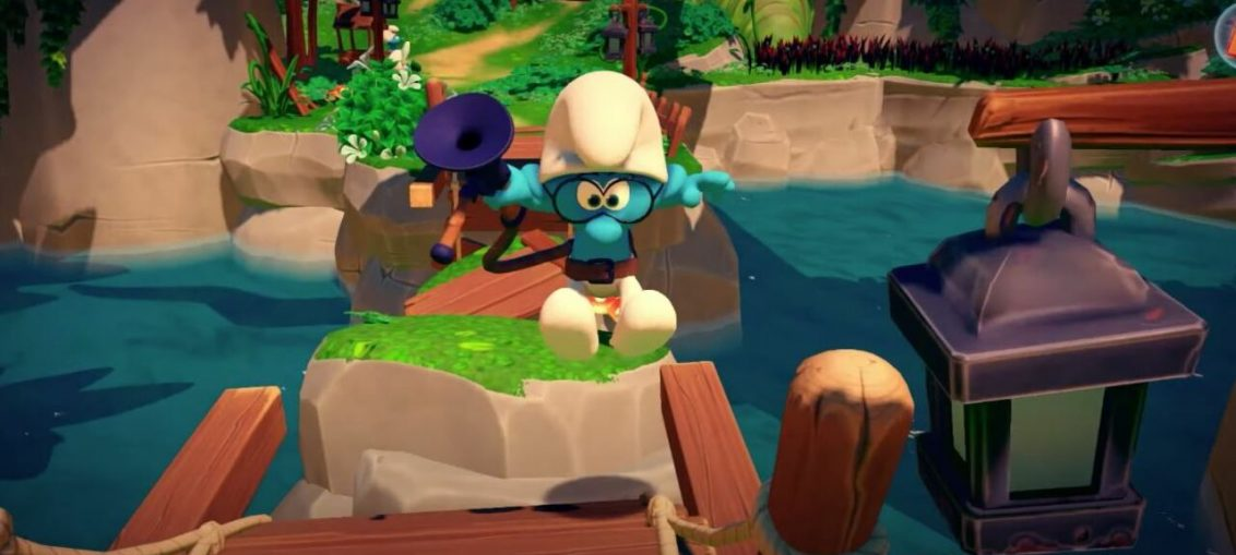 The Smurfs - Mission Vileaf Is A Cutesy 3D Platformer Heading to Switch