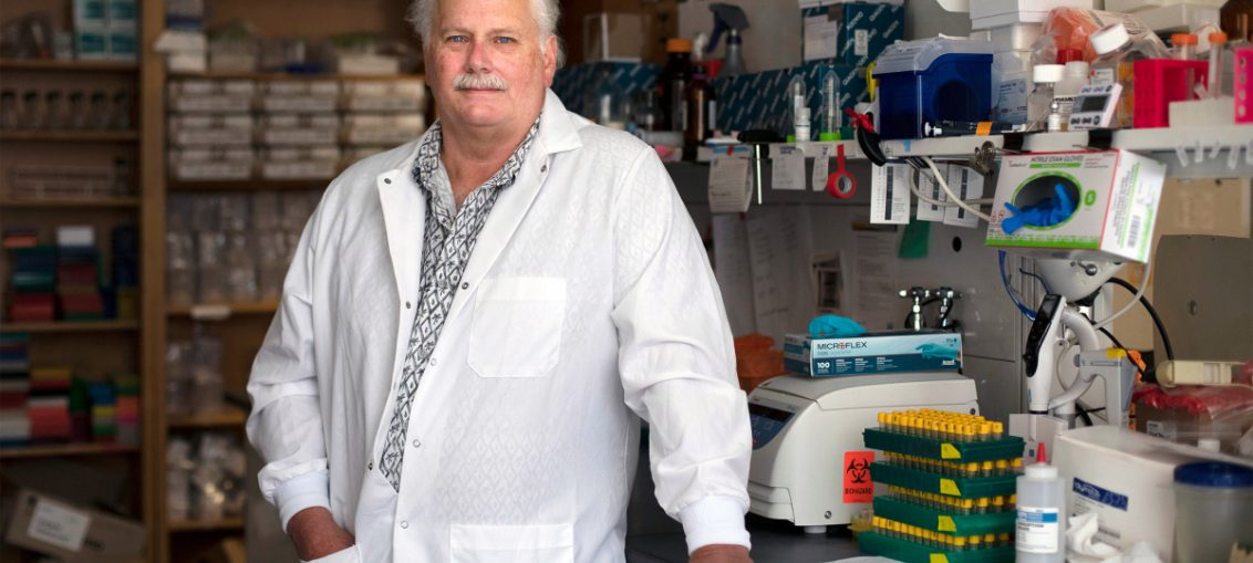 """""""We never created a supervirus."""" Ralph Baric explains gain-of-function research."""