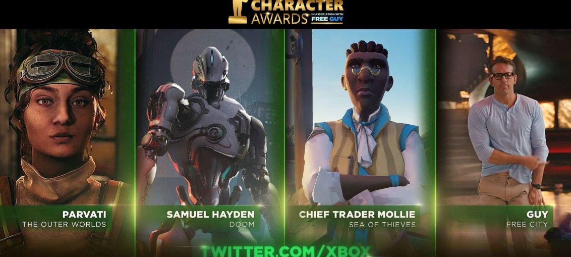 Xbox and 20th Century Studios' Free Guy Celebrate Non-Player Character Awards