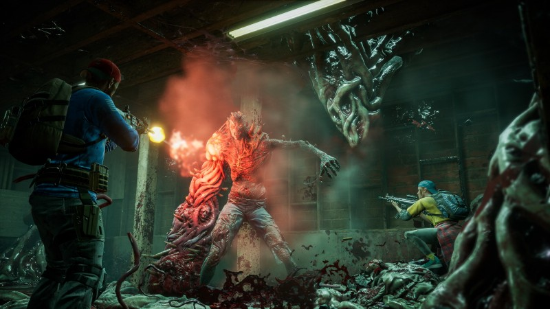 Back 4 Blood Open Beta Early Impressions