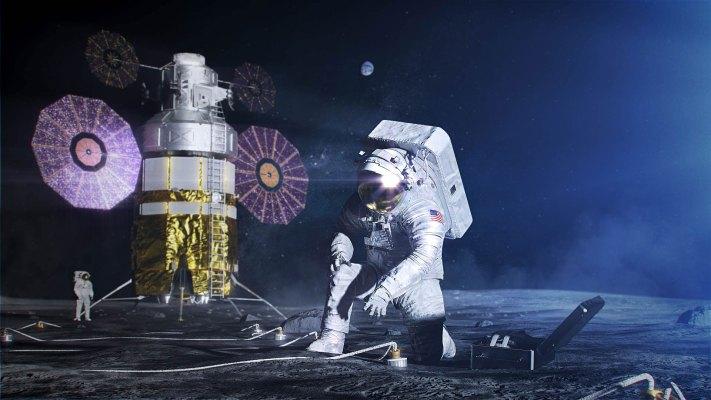 Feds dismantle Blue Origin and Dynetics protests of NASA's SpaceX lunar lander award