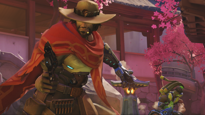 Overwatch Dev Team Changes McCree's Name In Light of Activision Blizzard Lawsuit