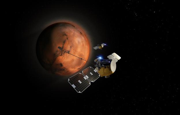 Rocket Lab's Mars mission gets green light from NASA