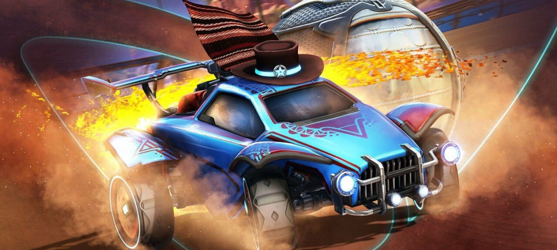 Rocket League Season 4 Drops On August 11, With New Modes And Wild West Stuff