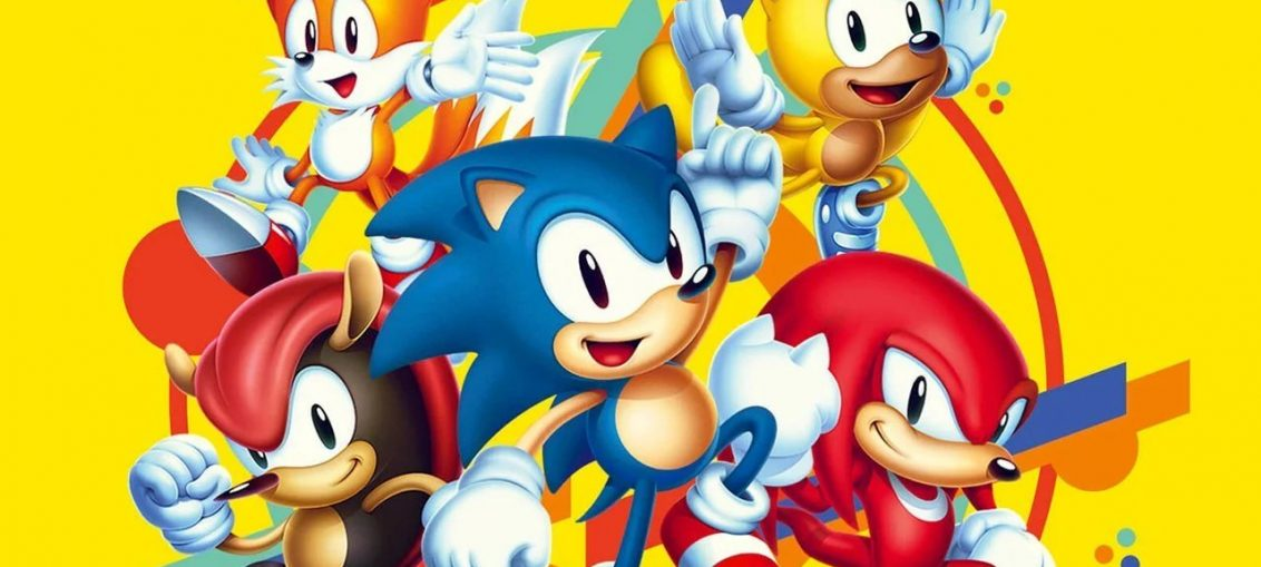 Sonic Mania Is Now 4 Years Old