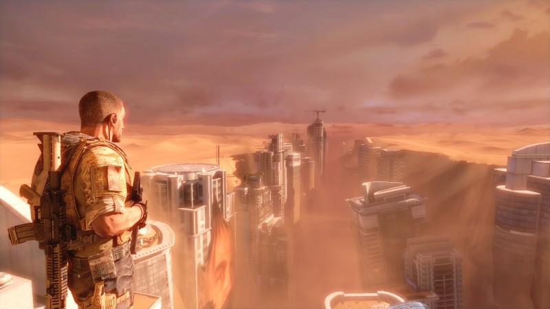 Spec Ops: The Line Director And Nine Inch Nails Guitarist Open New Studio, 'Cosmic Horror' Game In Development