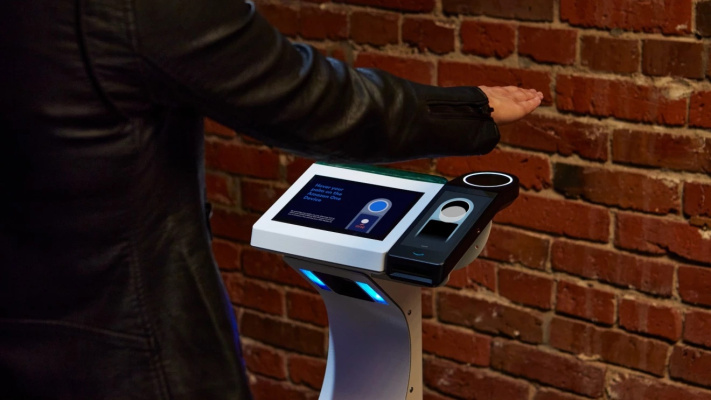 Amazon partners with AXS to install Amazon One palm readers at entertainment venues