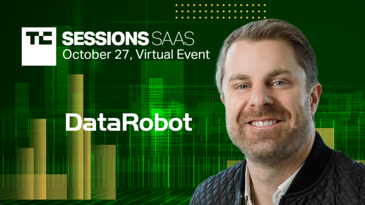 DataRobot CEO Dan Wright coming to TC Sessions: SaaS to discuss role of data in machine learning