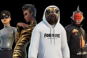 Fortnite's Latest Collaboration Is With Fancy Fashion House Balenciaga