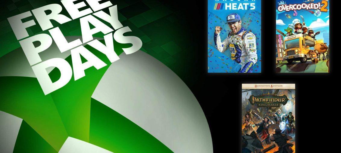 Free Play Days - September 30