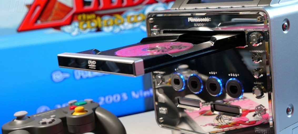 Gallery: Is The Panasonic Q The Most Goshdarn Beautiful Nintendo Console Of All Time?