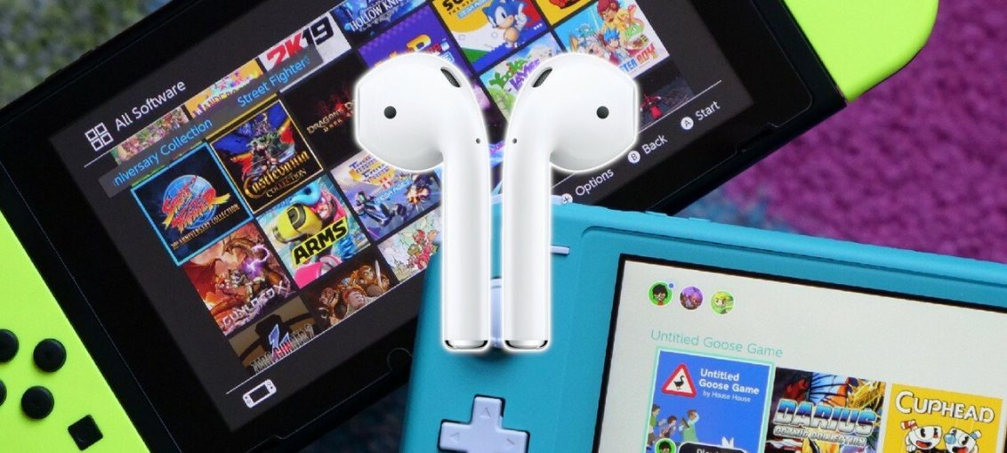 Guide: How To Use Bluetooth Headphones On Switch - Connect AirPods To Nintendo Switch
