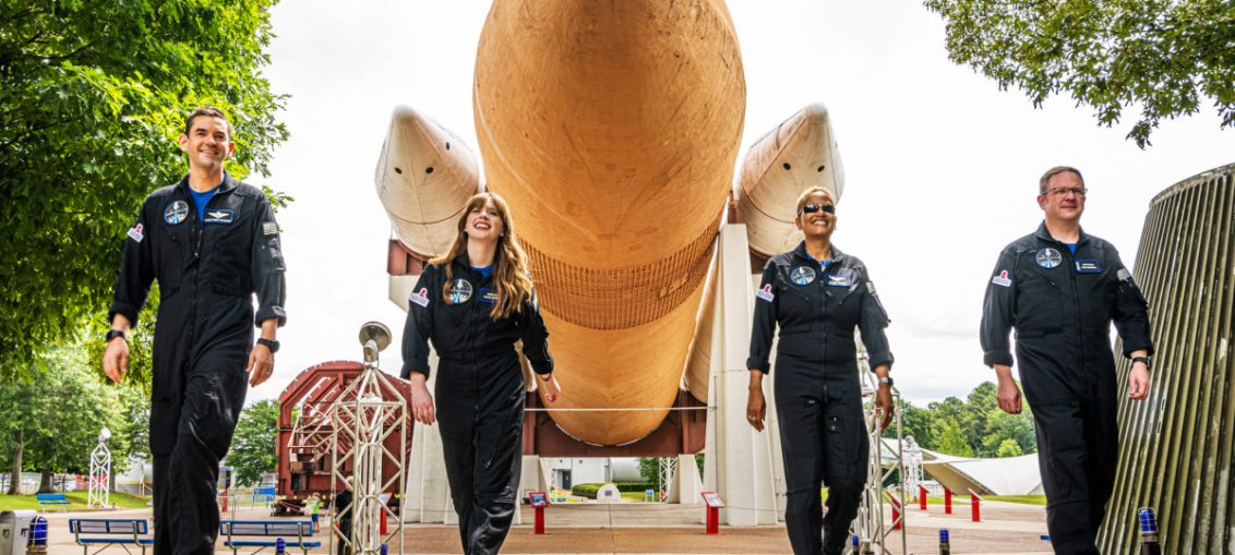 Inspiration4: Why SpaceX's first all-private mission is a big deal