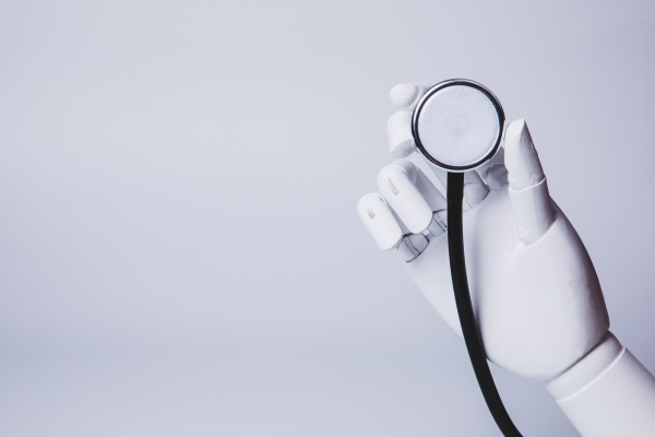The next healthcare revolution will have AI at its center