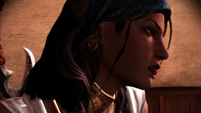 This Dragon Age Origins Mod Imports Isabella's Dragon Age 2 Design