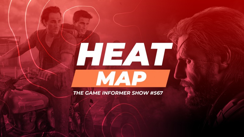 Video Game Hot Takes: Apple Is Better Than Xbox And Uncharted 4 Is Weak?! | Heat Map