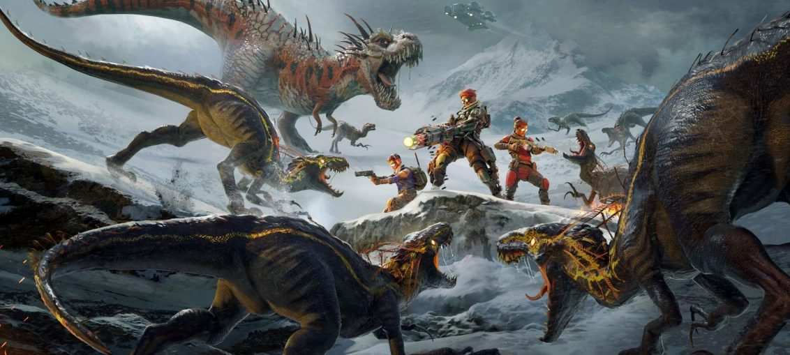Second Extinction: Research and Destroy